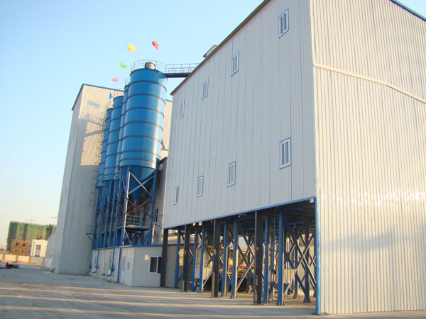 Beihai Dry Mix Mortar Plant