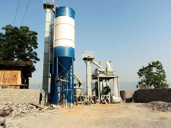 Beihai Machinery Small Dry Mortar Plant