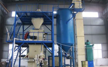 Beihai dry mortar mixing plant
