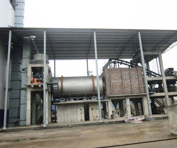 Beihai sand dryer