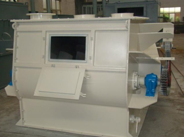 agravic twin-shaft paddle mortar mixer