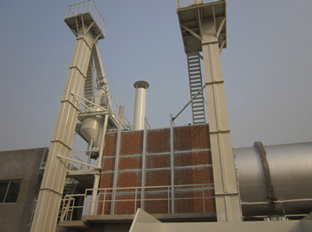 bucket elevator of dry mortar plants
