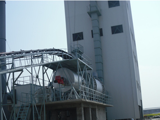 bucket elevator of mortar plant