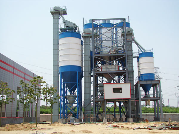 dry mortar mix plant for sale