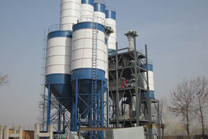 dry mortar mixing plants