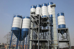 dry mortar producing line equipment