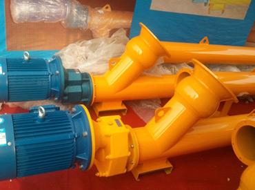 screw conveyor exported