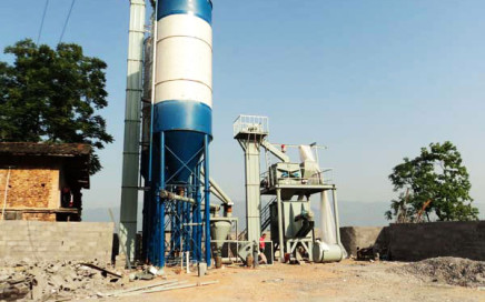 china dry mix mortar manufacturing plant