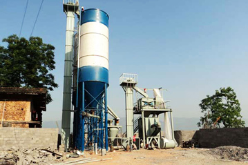 china dry mix mortar manufacturing plants