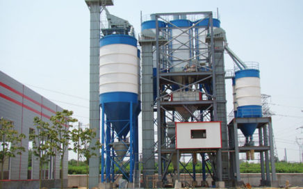 automatic dry mortar production line price