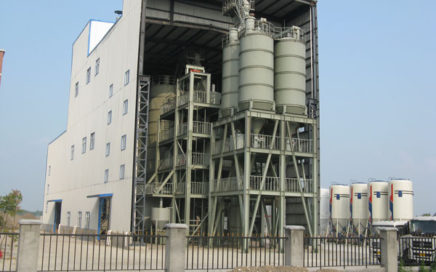 china dry mix mortar plant for sale