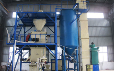 china dry mortar manufacturing plants