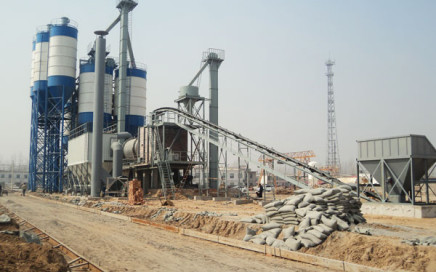 dry mix mortar manufacturing plant price