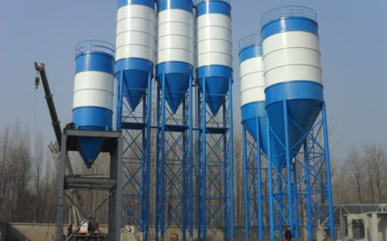 Beihai automatic dry mortar production line
