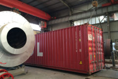 Beihai sand dryer delivery